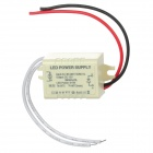 300mA 3W Power Constant Current Source LED Driver (95~265V)