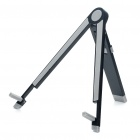 Portable Folding Desk Stand Holder for Apple iPad/iPad 2/Laptops - Black