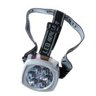Rechargeable 6-LED Headlamp