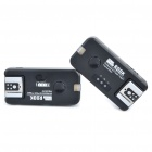 508C FSK 2.4GHz Wireless Flash Trigger Set for Canon EOS 7D/5DSeries + More (2 x AAA + 2 x AAA)