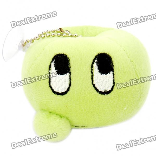 Cute Cartoon Expression PP Cotton Plush Doll with Suction Cup - Lovely m215 cute cartoon pets akita dog siberian husky personality plush coin purse wallet girl women student gift wholesale