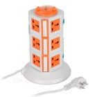 Vertical Stand Universal 3x4 Power Sockets (AC 250V)