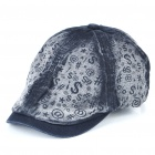 Fashion Cotton Fabric Beret Cap Hat - Random Color