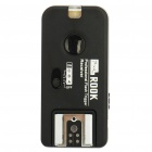 FSK 2.4GHz Wireless Flash Trigger Receiver for Canon EOS 7D/5DSeries + More (2 x AAA)