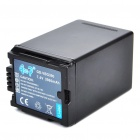 Replacement Rechargeable 7.4V 3960mAh Battery Pack for Panasonic VBG070/VBG130/VBG260/VB6