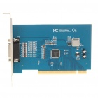 8-Channel Surveillance Video Monitoring Capture PCI Card
