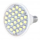 E14 4.5W 30-SMD 5050 LED 360LM 7000K White Light Bulb (220V)