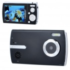 "2.4"" LCD MP5 Media Player with 1.3MP Camera Camcorder - Black (2GB)"