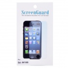 Protective Screen Film Protector with Cleaning Cloth for Samsung i9100 Galaxy S2