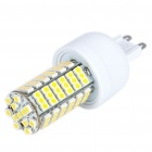 G9 6W 102-SMD 3528 LED 310-410LM 3000-3500K Warm White Light Bulb (85~265V)
