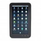 "7"" Capacitive Android 3G Tablet PC Cell Phone w/ 4GB TF Card/GPS/Wi-Fi (Qualcomm MSM7227-1 600MHz)"