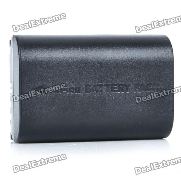 Replacement LPE6 7.4V 1800mAh Battery Pack for Canon EOS 5D Mark II/5D2/60D/7D canon eos 7d mark ii body
