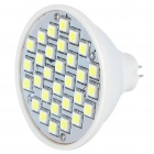MR16 4.5W 7000K 360-Lumen 30 x 5050 SMD LED White Light Bulb (220V)