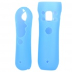 Protective Silicone Cases for PS3 Move Navigation/Motion Controller - Light Blue