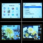 "2.2"" LCD Quad SIM Quad Network Standby Quadband GSM TV Cell Phone w/ JAVA - Black"