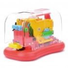 Colorful Automatic Electronic Stapler (4 x AA)