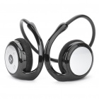 USB Rechargeable Sports Headphone MP3 Player with TF Slot