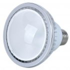 E27 6W 7000K 660-Lumen 6-LED White Light Bulb (AC 85~265V)