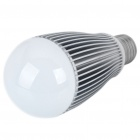 E27 9W 7000K 810-Lumen 9-LED White Light Bulb (AC 85 ~ 265V)