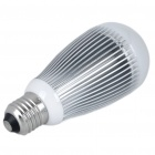 E27 9W 7000K 810-Lumen 9-LED White Light Bulb (AC 85~265V)