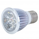 E27 5W 3500K 450-Lumen 5-LED Warm White Light Bulb (85 ~ 265V)