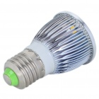 E27 5W 450-Lumen 3500K Lämmin White Light 5-LED Cup Kuvun (85 ~ 265V)