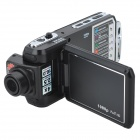 "5.0MP CMOS 1080P Full HD Wide Angle Digital Car DVR Camcorder w/ HDMI/TV-Out/SD (2.5"" LCD)"