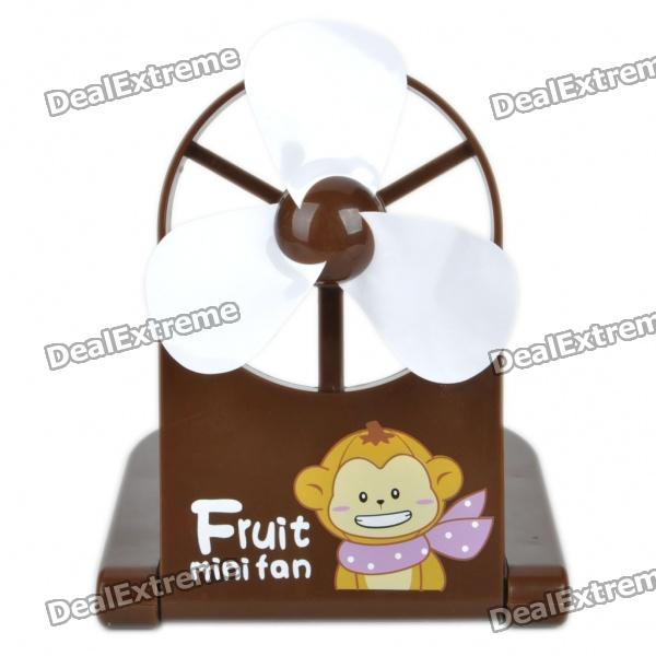 Portable USB Powered Cooling Fan - Random Color