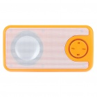 Portable Rechargeable MP3 Music Speaker with FM/USB/SD/MMC