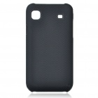 Protective ABS Mesh Case for Samsung i9000 Galaxy S - Black