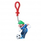 Buy Super Mario Football Team Figure Toy with Suspension Clip - Italy #11
