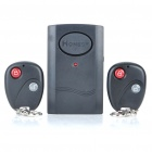 Vibration Activated 120dB Anti-Theft Security Alarm with Remote Controls (1 x 9F22)