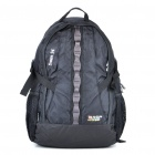 In-way Siean 34 Travel Backpack Double-Shoulder Bag - Black