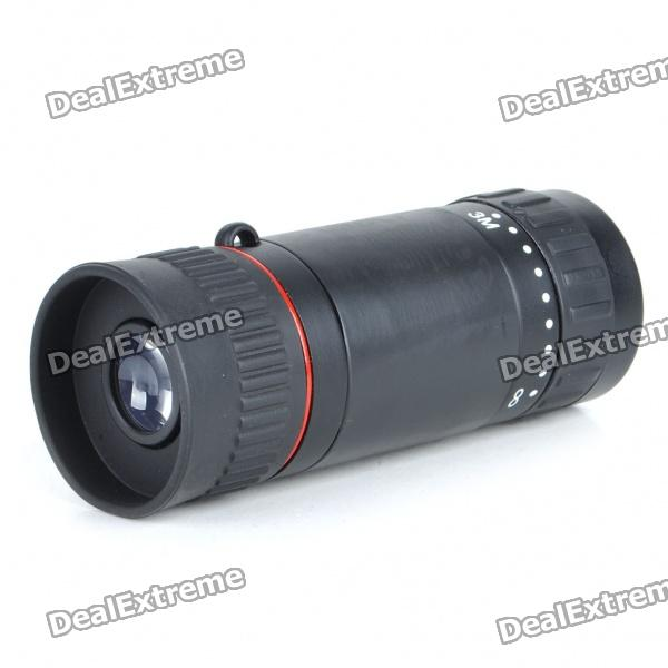 Mini 6 x 18 Spotting Scope Monocular Telescope