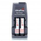 Ultra Fire All-in-One Batteries Charger with 2 x 18650 Rechargeable