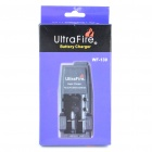 "Ultra Fire All-in-One Batteries Charger with 2 x 18650 Rechargeable ""3600mAh"" Li-ion Batteries"