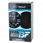 "Defi-Link Meter BF 2.5"" White & Red Light Tachometer Gauge for Racing Cars"
