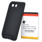 3500mAh Rechargeable Extended Battery Pack + Cover for Motorola MB525