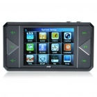 "JXD 801 2.6"" LCD Portable Multi-Media Player with 1.3MP Camera/FM/AV/TF Slot - Black (4GB)"