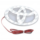 Red LED Car Badge Light for Toyota (12V)