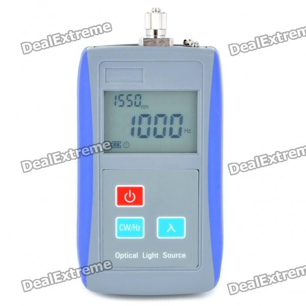 "1.8"" LCD Handheld Optical Fiber Optic Light Source (3 x AAA)"