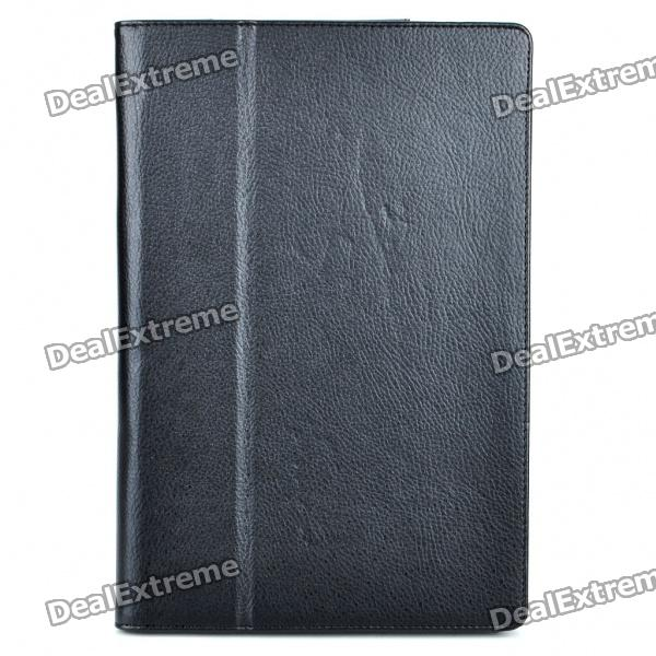 Protective PU Leather Case for Asus Eee Pad Transformer TF101 - Black asus transformer pad infinity tf700t в харькове