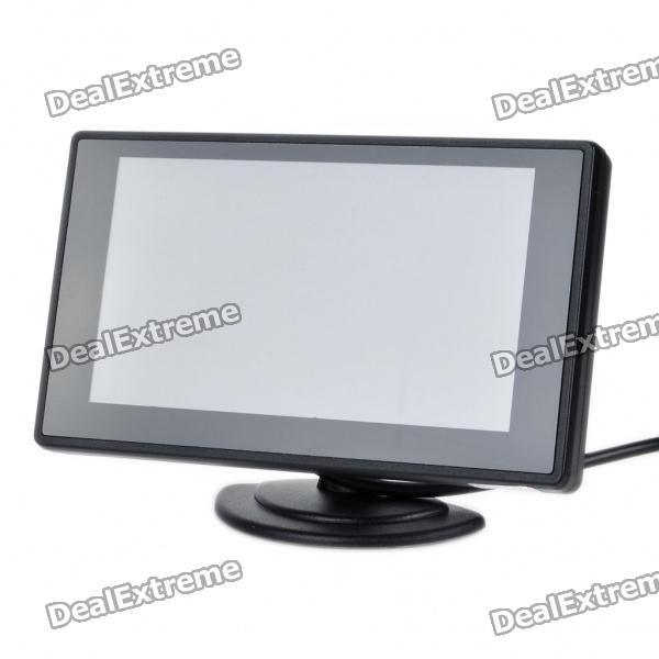 "4.3"" LCD Monitor for Visual Reversing/Vehicles Reverse Camera (NTSC/PAL)"
