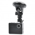 "1080P 3MP Wide Angle Car DVR Camcorder w/ HDMI/TF Slot (2.6"" TFT LCD)"