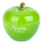 Green Apple Shaped Car/Home Perfume Air Freshener - Fantasy Flavor (28ml)