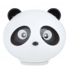 Cute Panda Shaped Car/Home Perfume Air Freshener - Ocean Flavor (8ml)