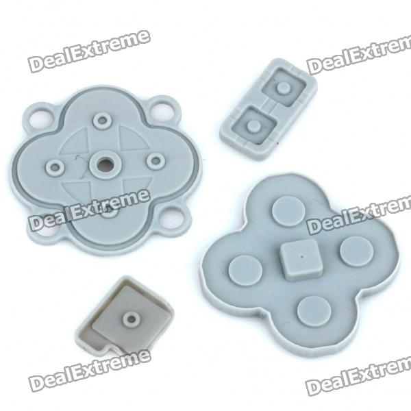 Replacement Buttons Conductive Pads Set for DSiLL 2055 main board original new formatter board logic board main board cc527 60001 cc527 60002 for hp p2055d hp2055d hp2055 series