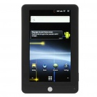 "7"" Resistive Touch Screen Android 2.3 Tablet PC with WiFi/TF/HDMI (4GB / Telechips8803 1GHz)"