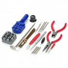 Professional 18-in-1 Watch Repair Tools Kit