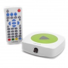 LINKSEE A6 Android 2.2 1080P Google TV Player Mini PC w / Fernbedienung / HDMI / RJ45 - Weiß